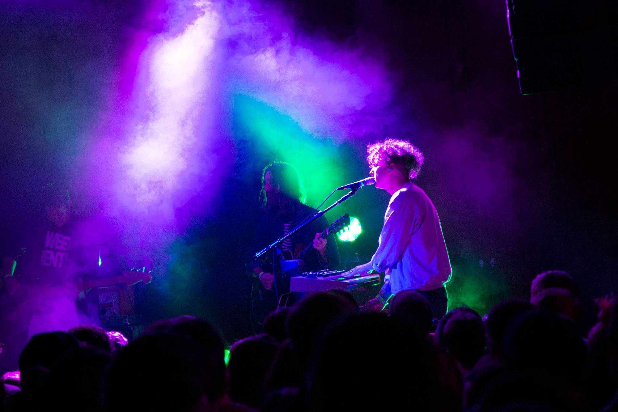 Youth Lagoon at Neumos, Seattle, Nov. 20 2015. Kirk Chantraine photo.