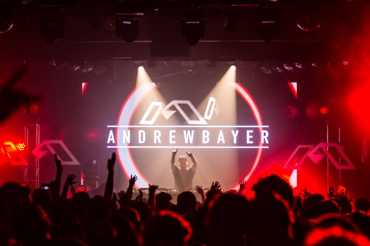Ajunabeats at the Commodore Ballroom, Vancouver, Mar. 10 2016. Pavel Boiko photo.