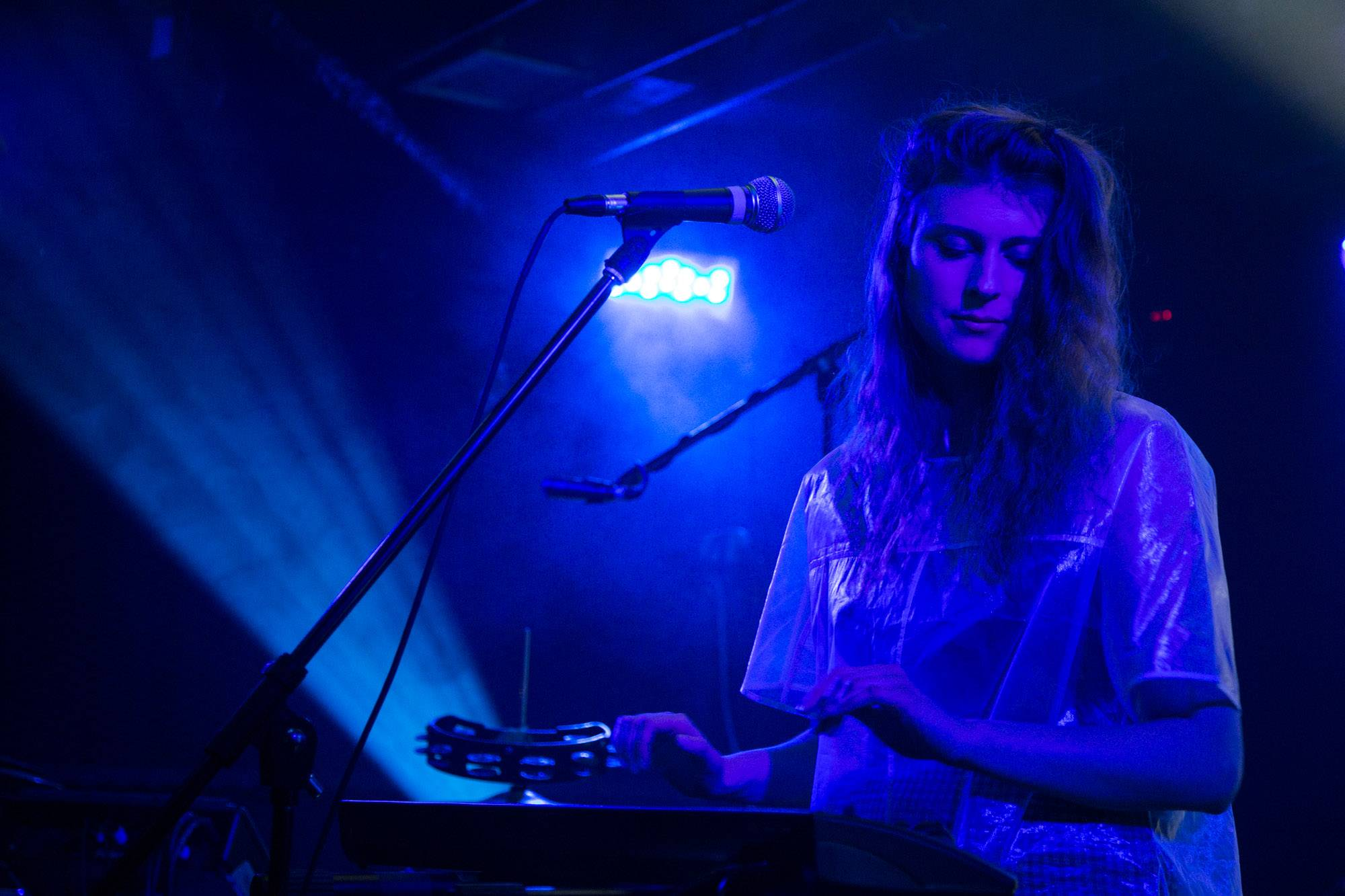 Lydia Ainsworth at the Biltmore Cabaret, Vancouver, Mar. 24 2016. Kirk Chantraine photo.