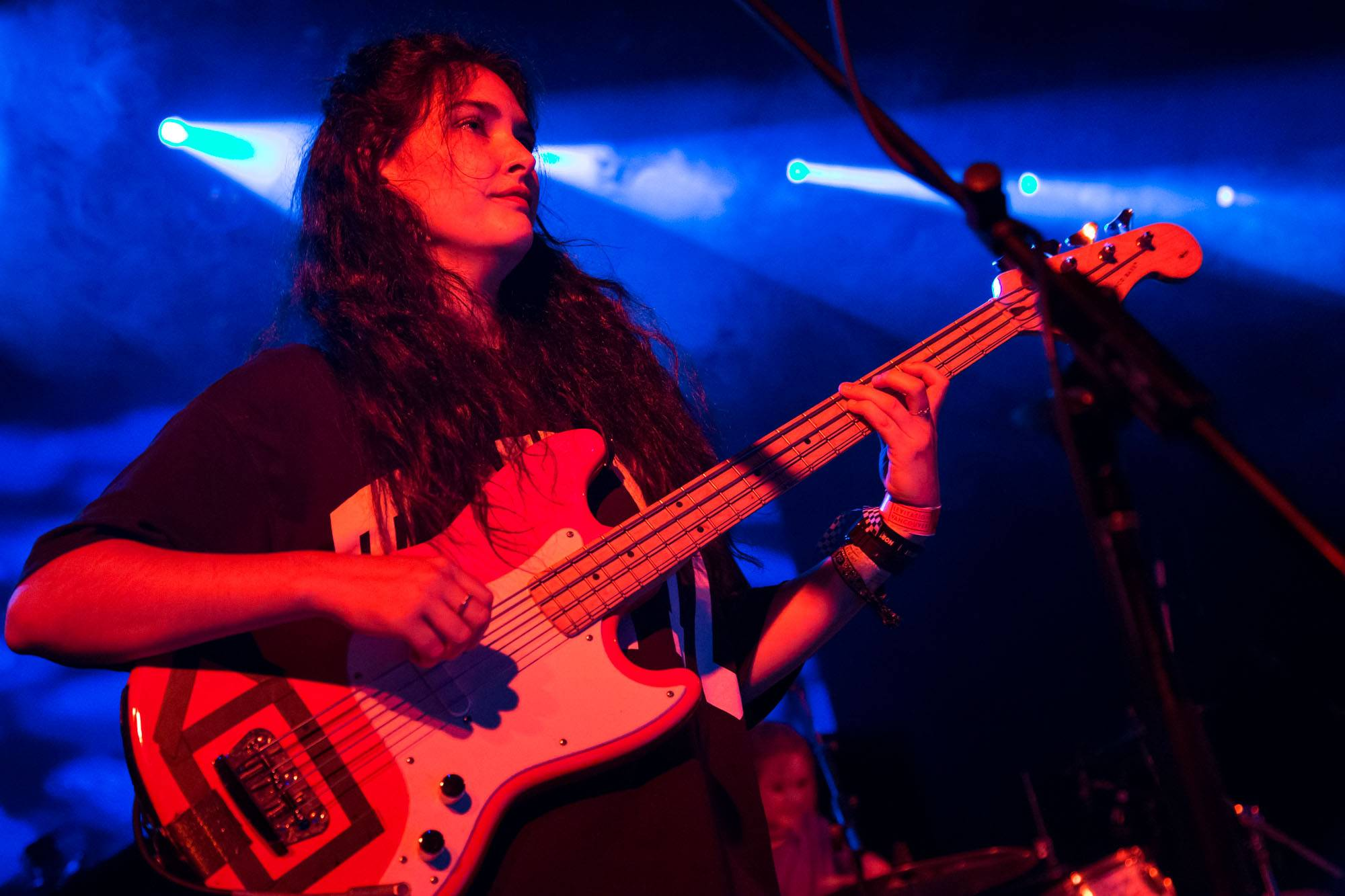 Hinds at the Commodore Ballroom, Vancouver, June 18 2016. Kirk Chantraine photo.