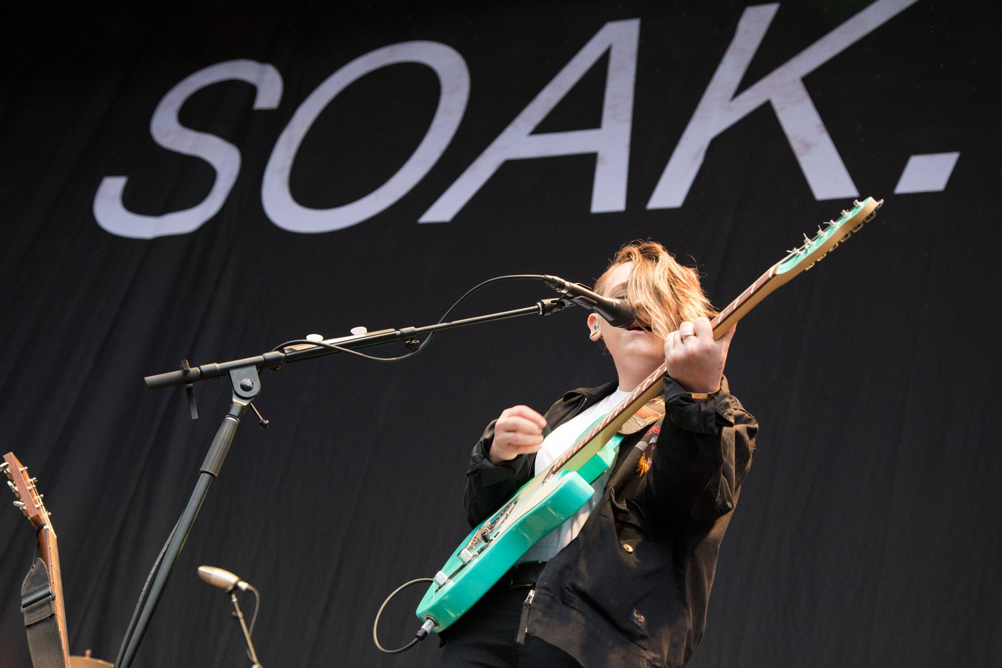 SOAK. at Deer Lake Park, Vancouver, June 1 2016. Kirk Chantraine photo.