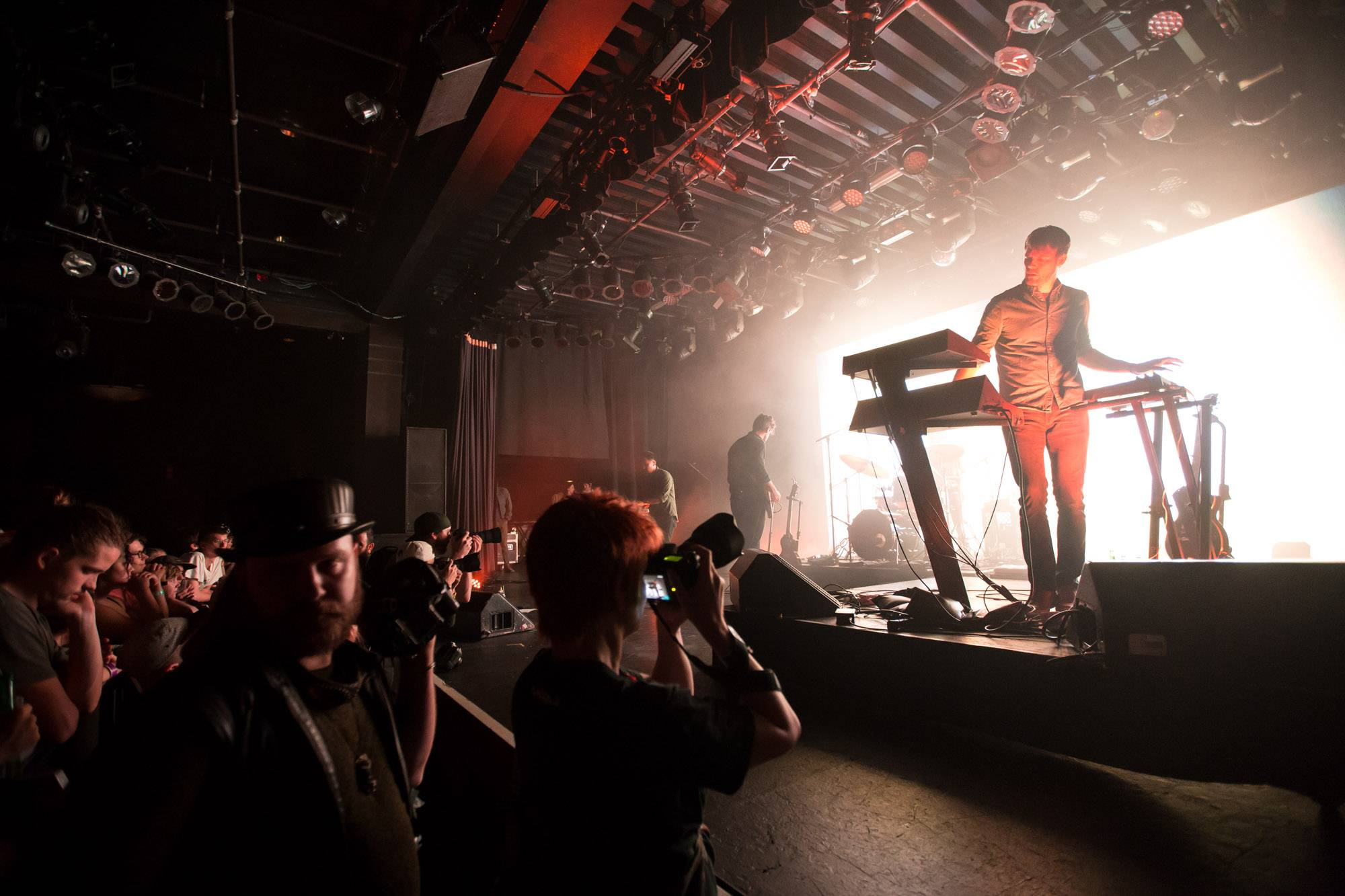 Tycho at the Commodore Ballroom, Vancouver, June 17 2016. Kirk Chantraine photo.