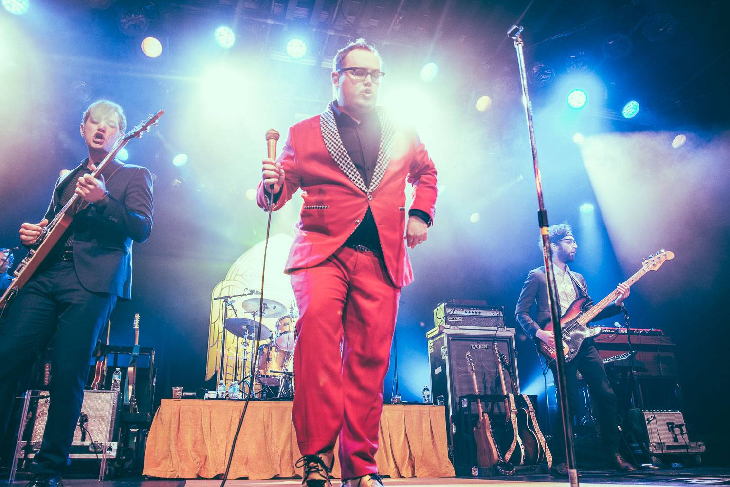 St. Paul and the Broken Bones at the Commodore Ballroom, Vancouver, Sept. 25 2016. Pavel Boiko photo.
