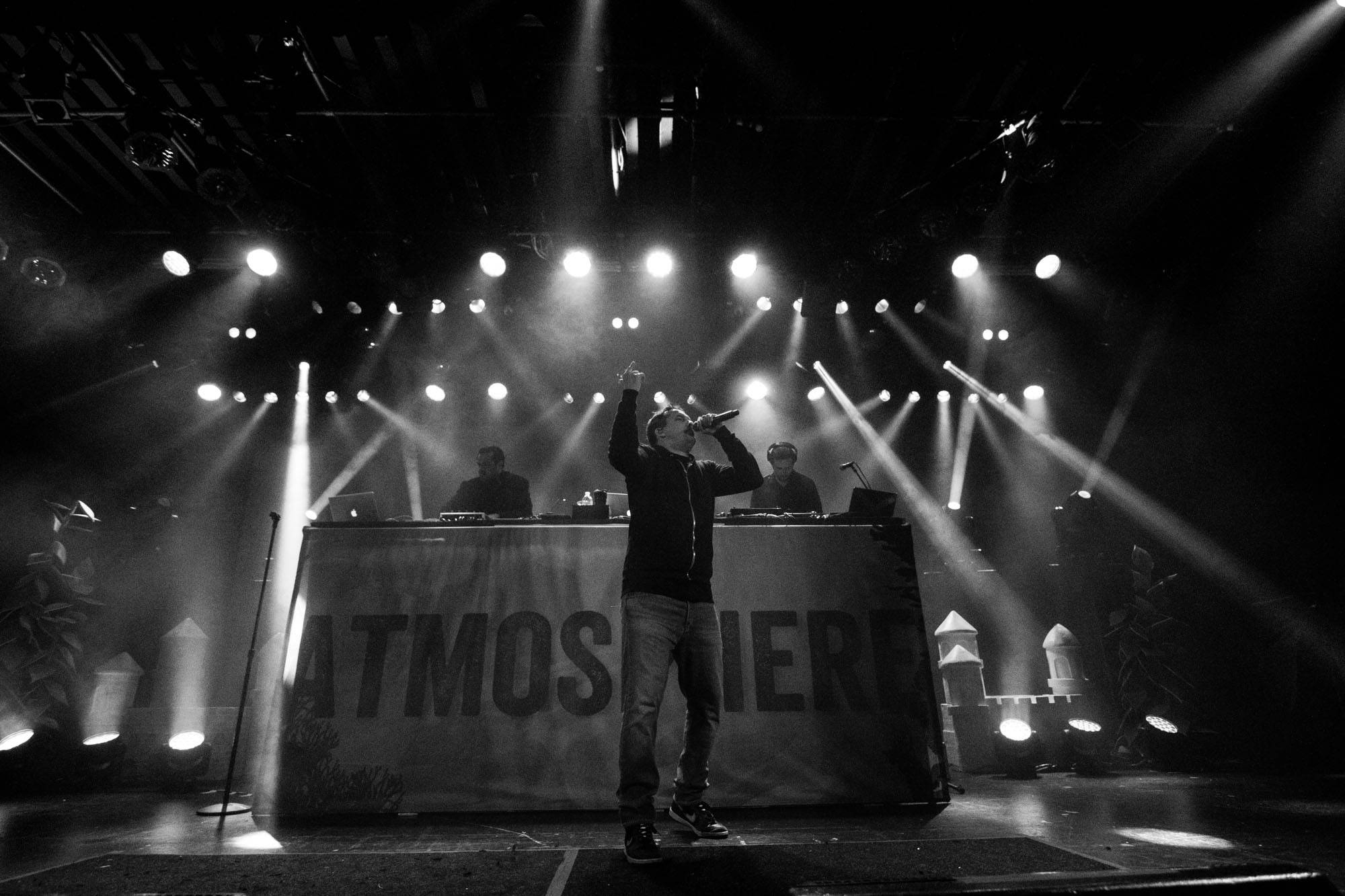 Atmosphere at the Commodore Ballroom, Vancouver, Sept 14 2016. Saman Shariati photo.
