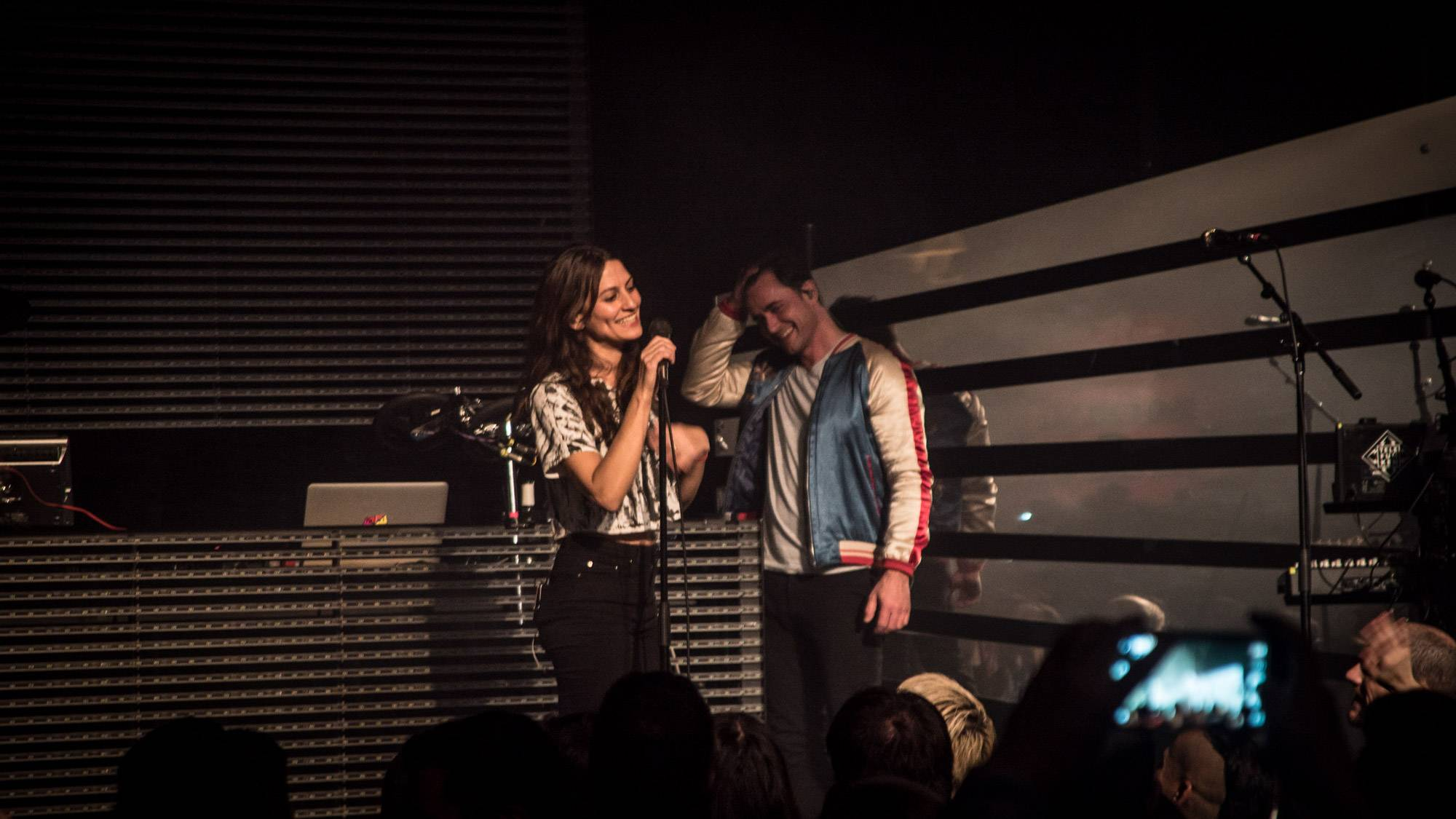 Dragonette at Imperial, Vancouver