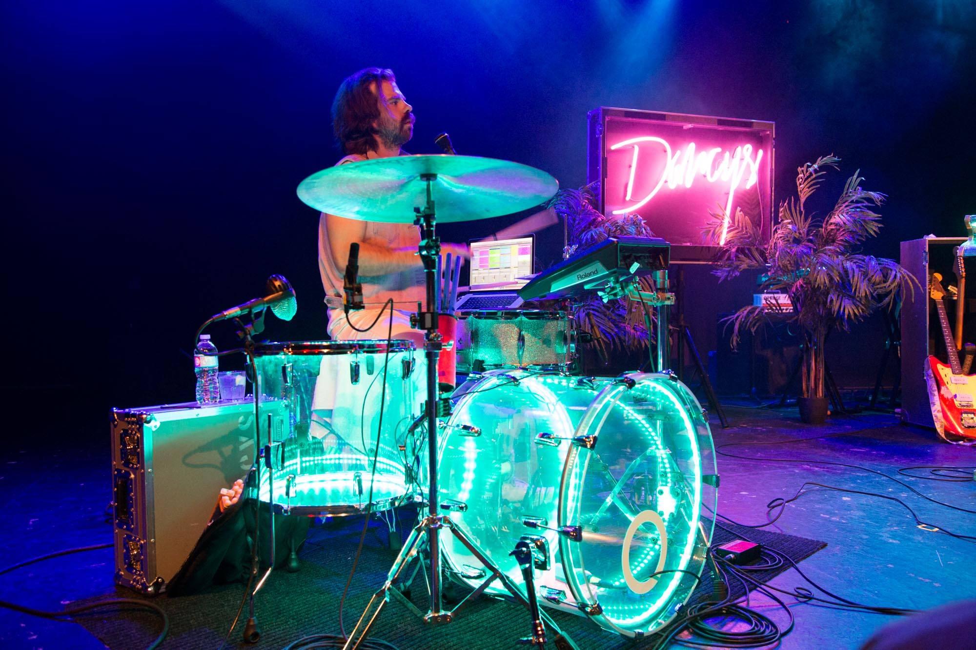 The Darcys at the Commodore Ballroom, Vancouver, Nov. 2 2016. Kirk Chantraine photo.