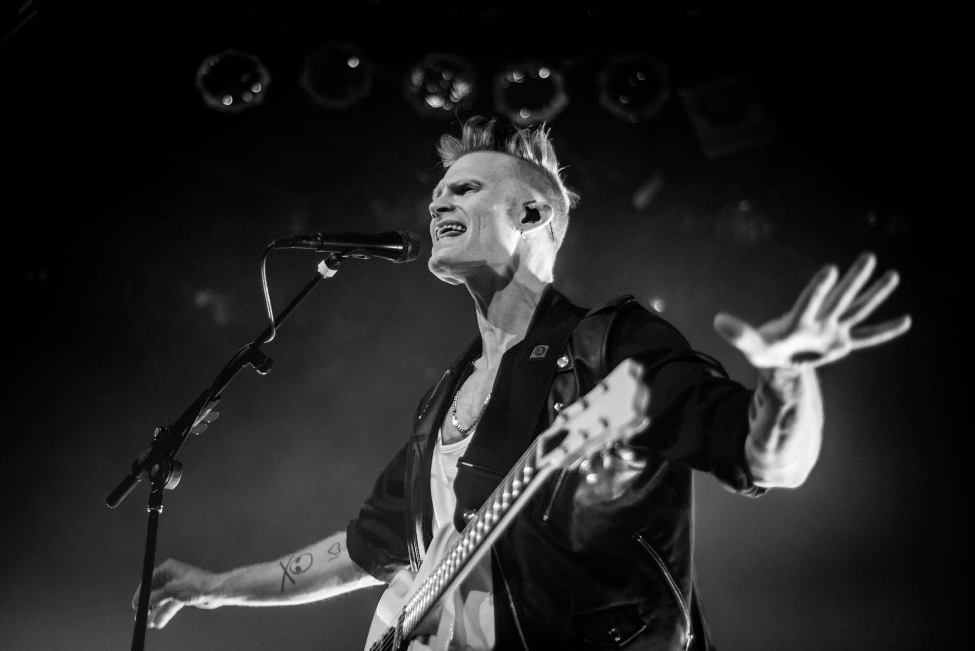 Mother Mother at the Commodore Ballroom, Vancouver, Mar. 25 2017. Jason Martin photo.