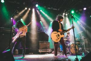 Beach Slang at The Commodore Ballroom, Vancouver, Apr. 26 2017. Pavel Boiko photo.