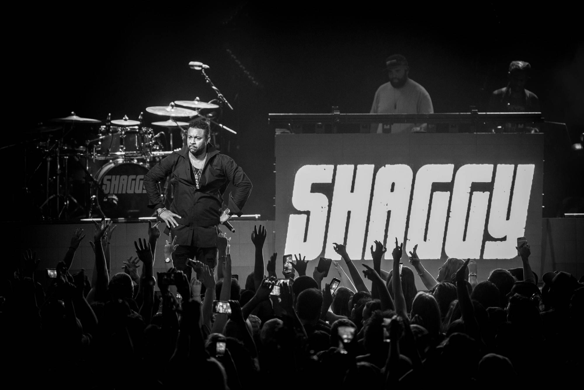 Shaggy at the Commodore Ballroom, Vancouver, Sept 15 2017. Jason Martin photo.