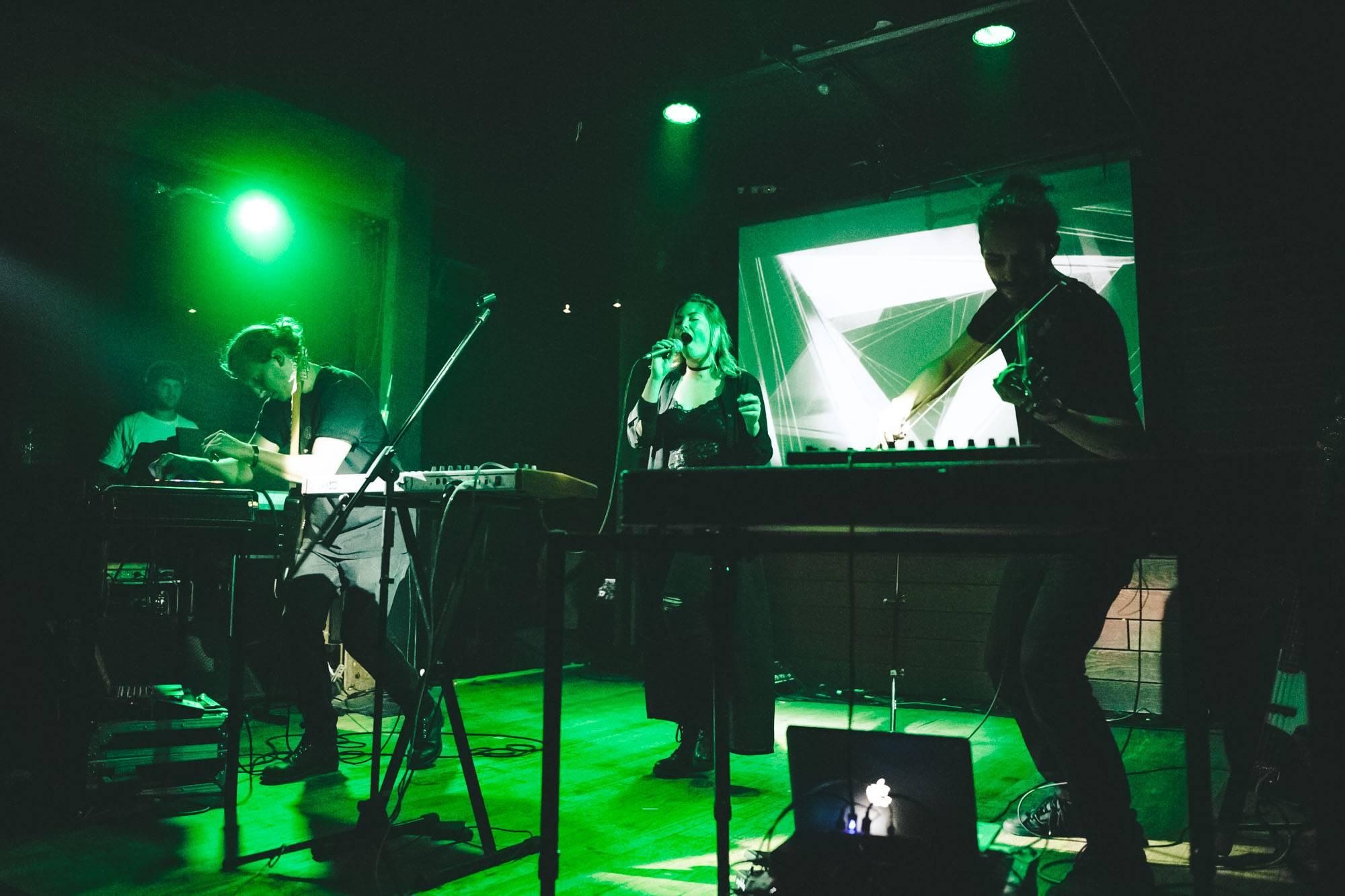 VIFF Live Day Three at Fortune Sound Club, Vancouver, Oct 4 2017. Kelli Anne photo.