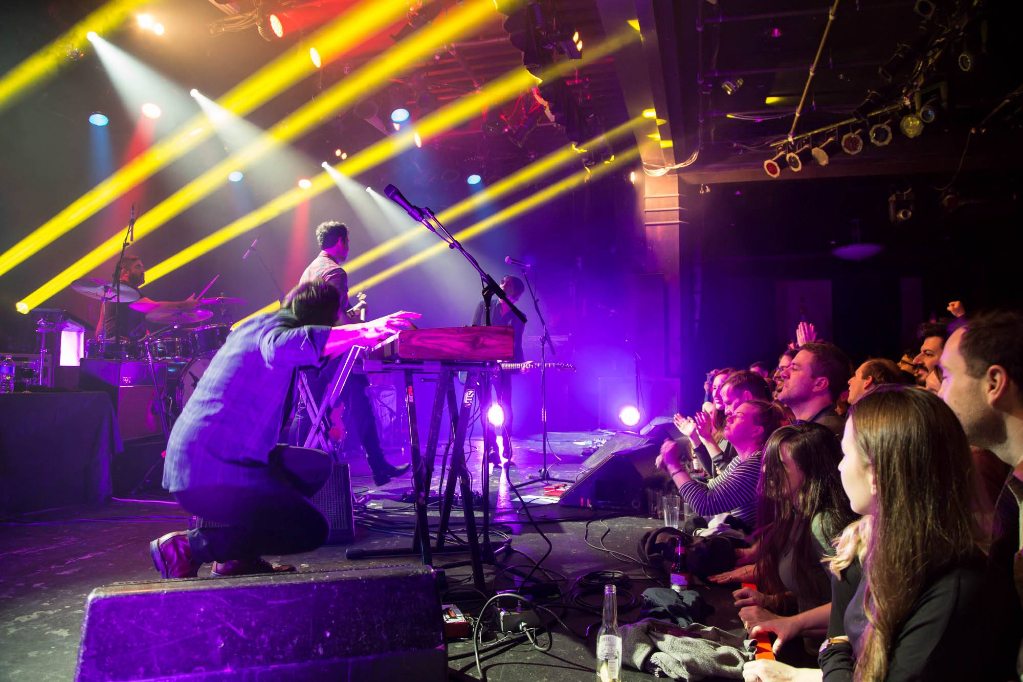 Wolf Parade at the Commodore Ballroom, Vancouver, Jan 12 2018. Kirk Chantraine photo.