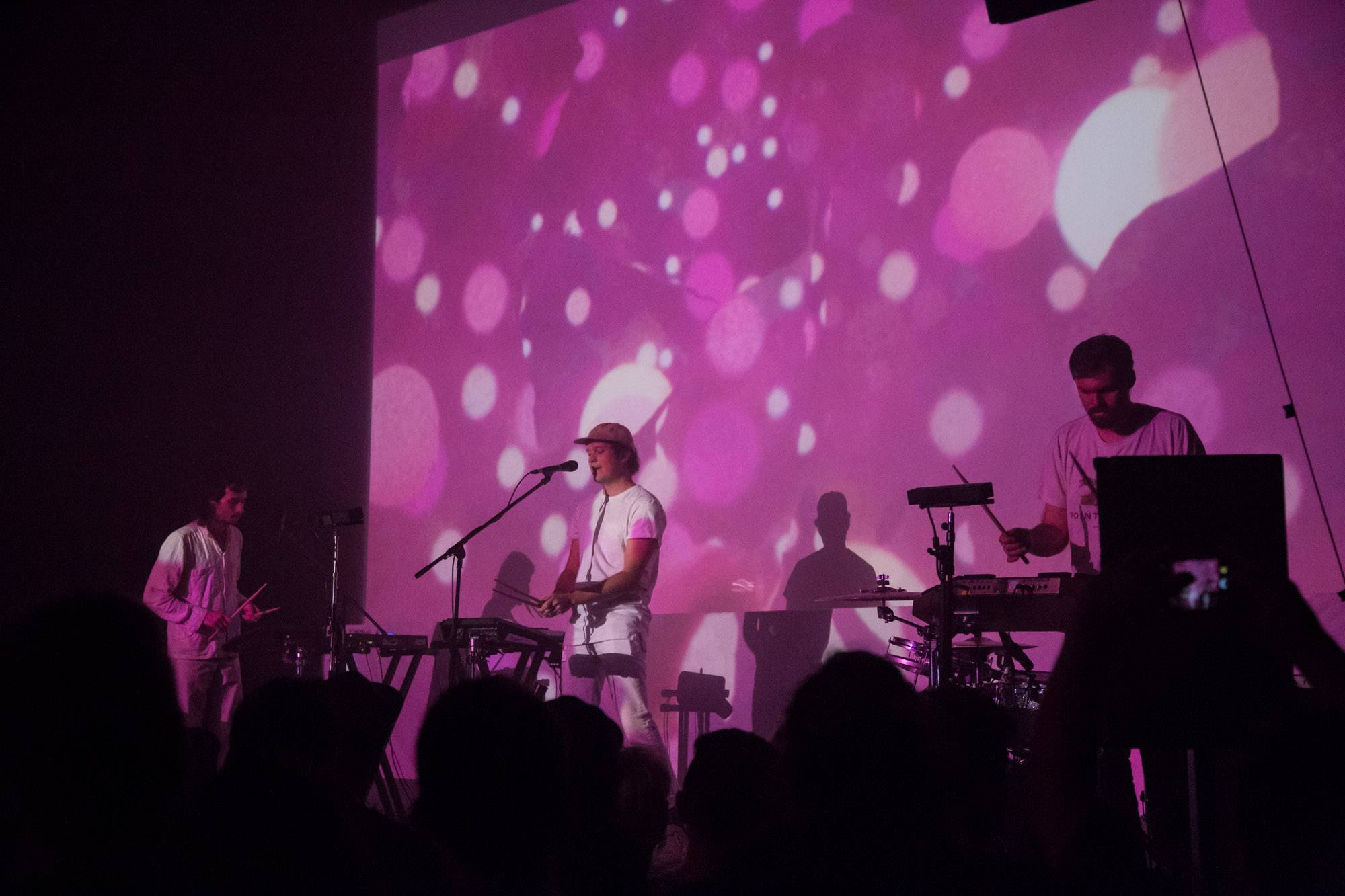 Washed Out at the Imperial, Vancouver, May 13 2018. Kirk Chantraine photo.
