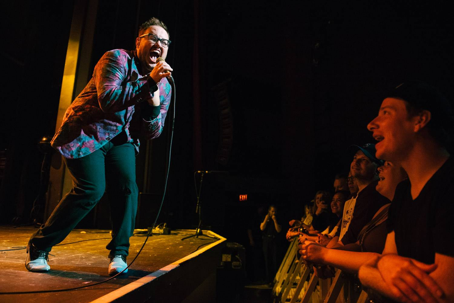 St. Paul and the Broken Bones at the Vogue Theatre, Vancouver, June 28 2018. Pavel Boiko photo.