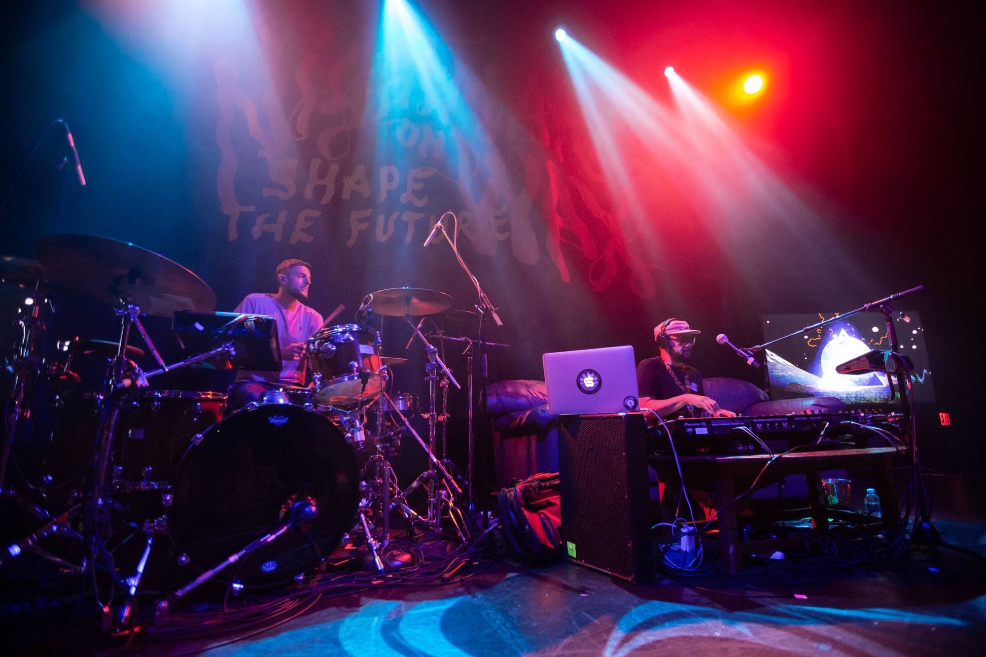 Nightmares on Wax at the Imperial, Vancouver, June 7 2018. Kirk Chantraine photo.