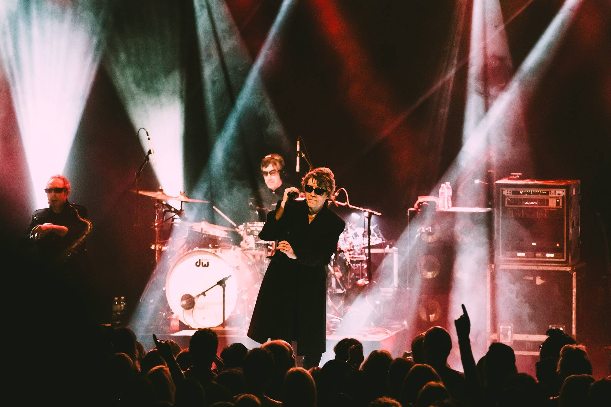 The Psychedelic Furs At The Commodore Ballroom Vancouver
