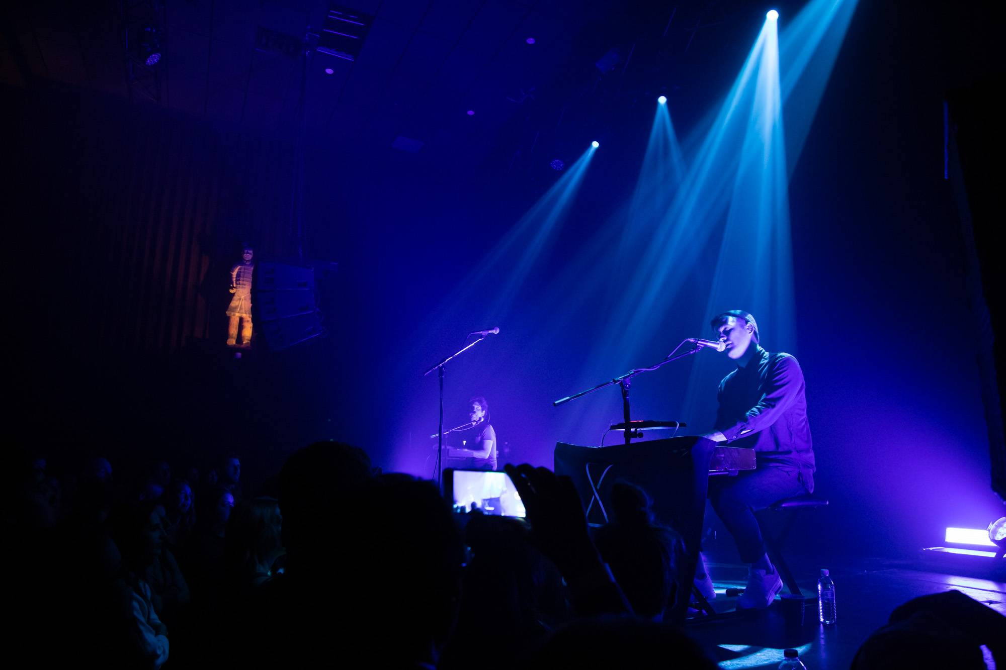 SYML at the Imperial, Vancouver, Oct 25 2018. Kirk Chantraine photo.