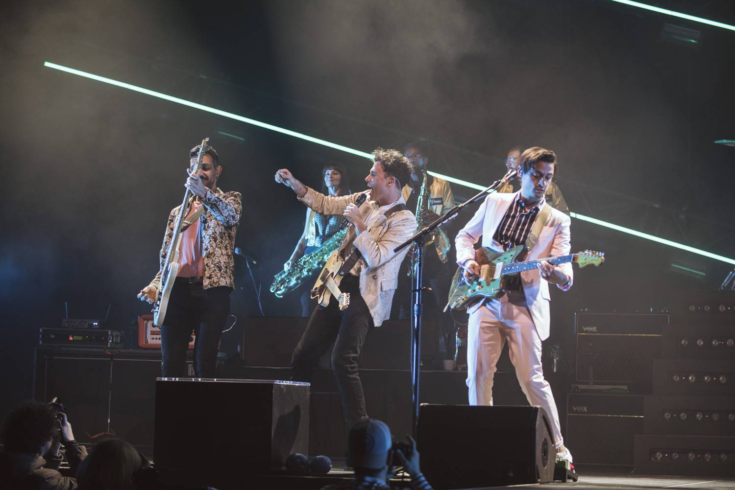 Arkells at the Pacific Coliseum, Vancouver, Feb 2 2019. Pavel Boiko photo.