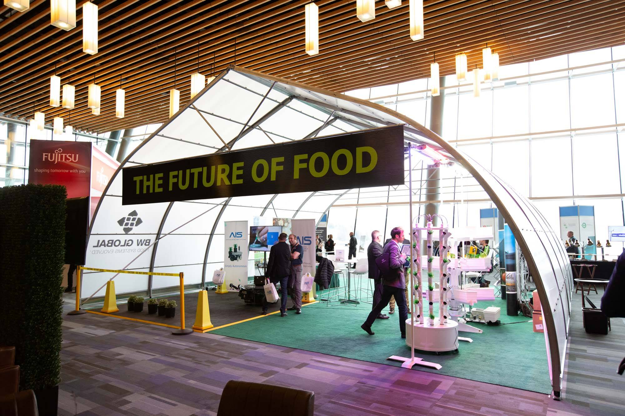 BC Tech Summit 2019 Day Two, Vancouver Convention Centre, Mar 12 2019. Kirk Chantraine photo.