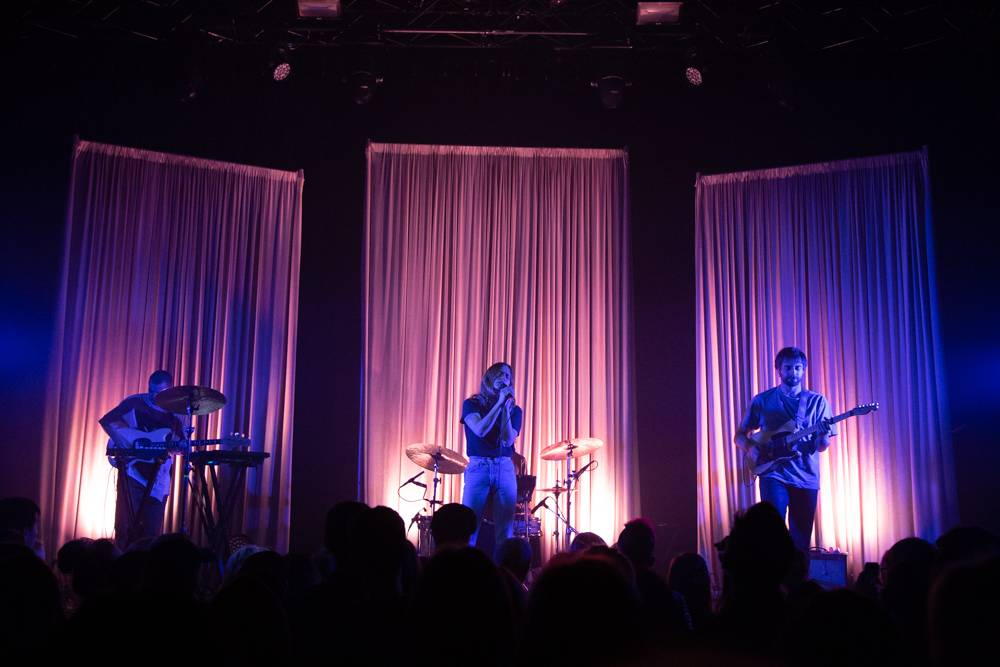 Wet at the Imperial, Vancouver, Mar 23 2019. Kirk Chantraine photo.