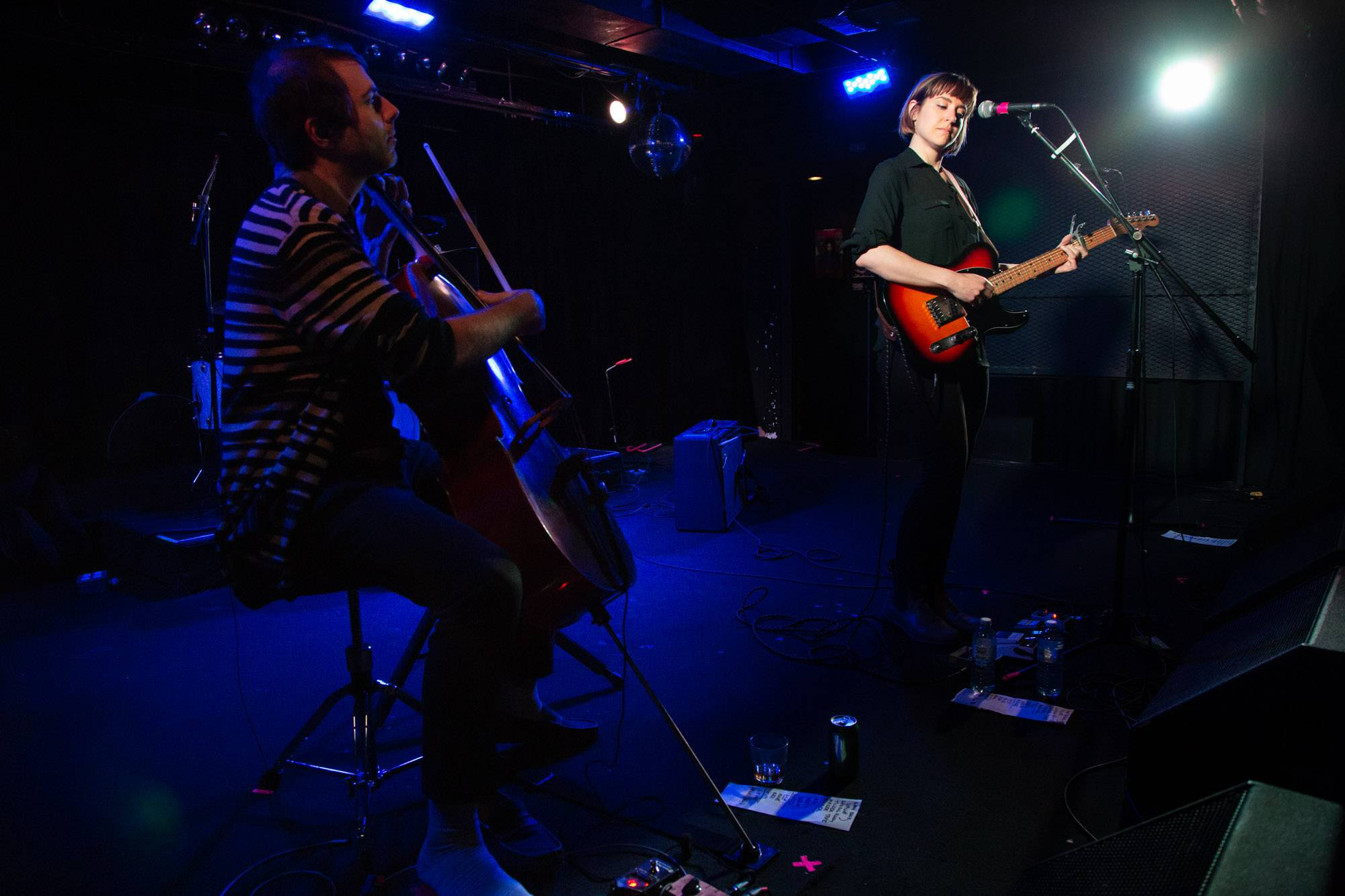 Laura Stevenson at the Biltmore Cabaret, Vancouver, May 14 2019. Kirk Chantraine photo.