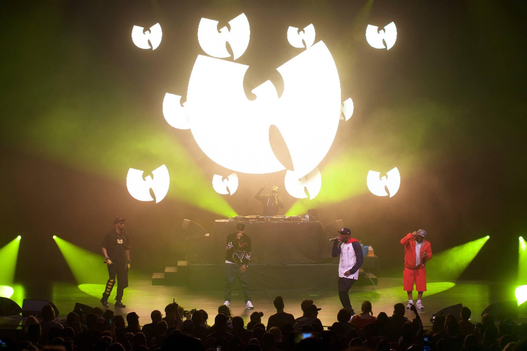 TD Vancouver International Jazz Fest Presents: Wu Tang Clan at the Queen Elizabeth Theatre, Vancouver, Jun 23 2019. Scott Alexander photo.