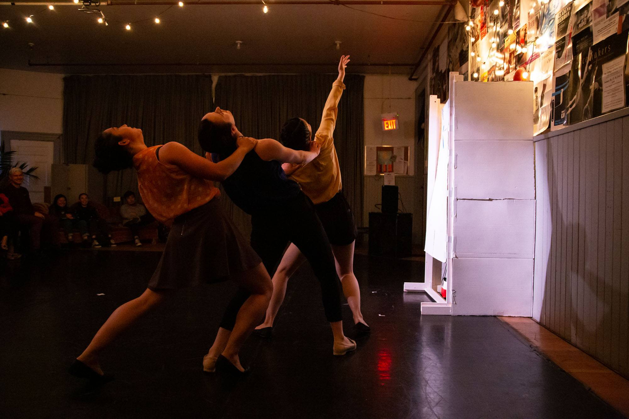 Dancing on the Edge: Emergency!! at the Firehall Arts Centre, Vancouver, Jul 5 2019. Kirk Chantraine photo.