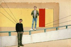Generationals Grant Widmer and Ted Joyner