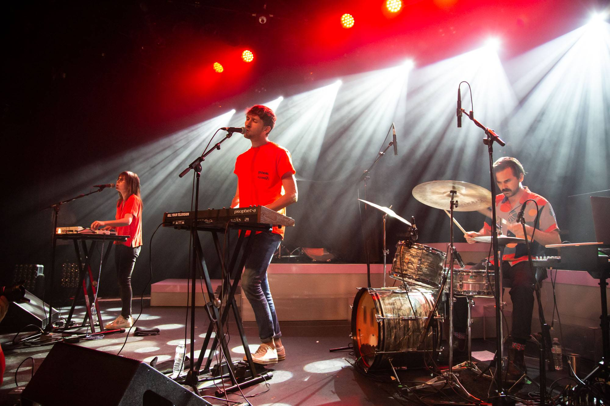 Houses at the Commodore Ballroom, Vancouver, Sep 9 2019. Kirk Chantraine photo.