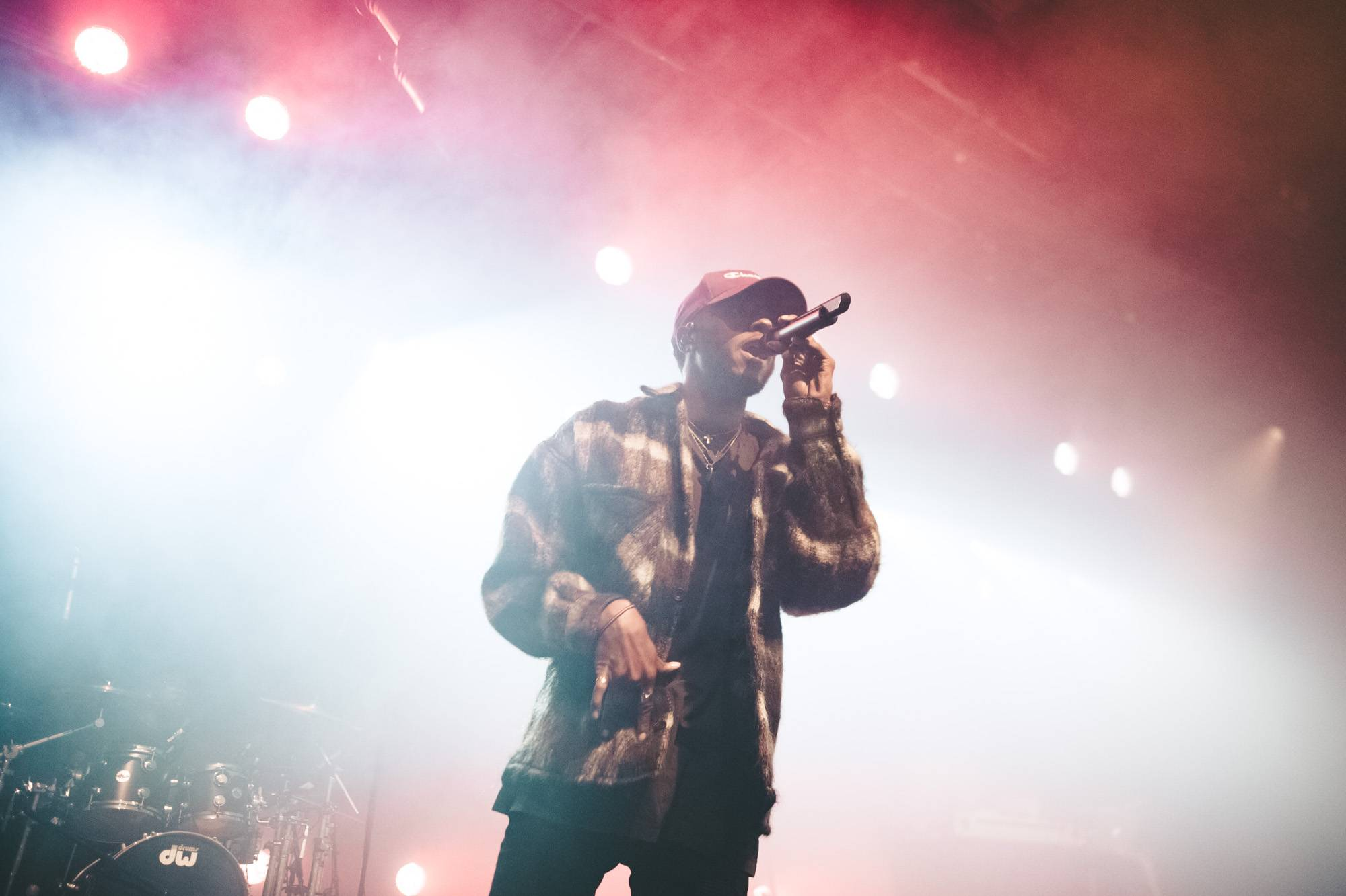 The Snipe News6lack at the Commodore Ballroom