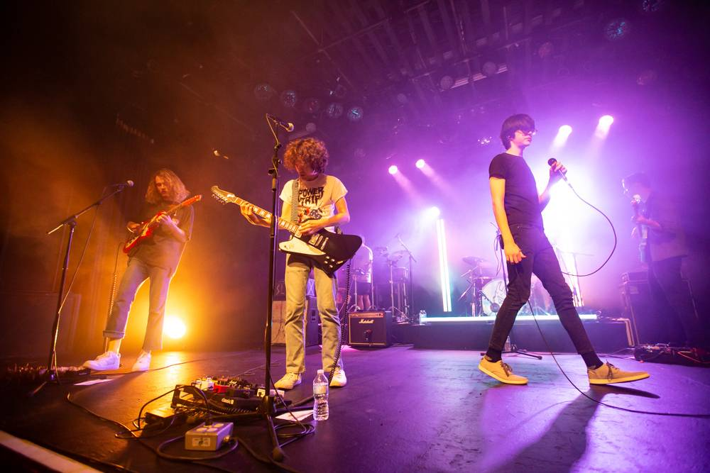 Car Seat Headrest At The Commodore Ballroom Vancouver Photos