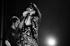 Fefe Dobson at the Vogue Theatre, Vancouver, April 16. Jade Dempsey photos