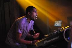 Flying Lotus at Fortune Sound Club, Vancouver, Sept 22 2010. Ashley Tanasiychuk photos