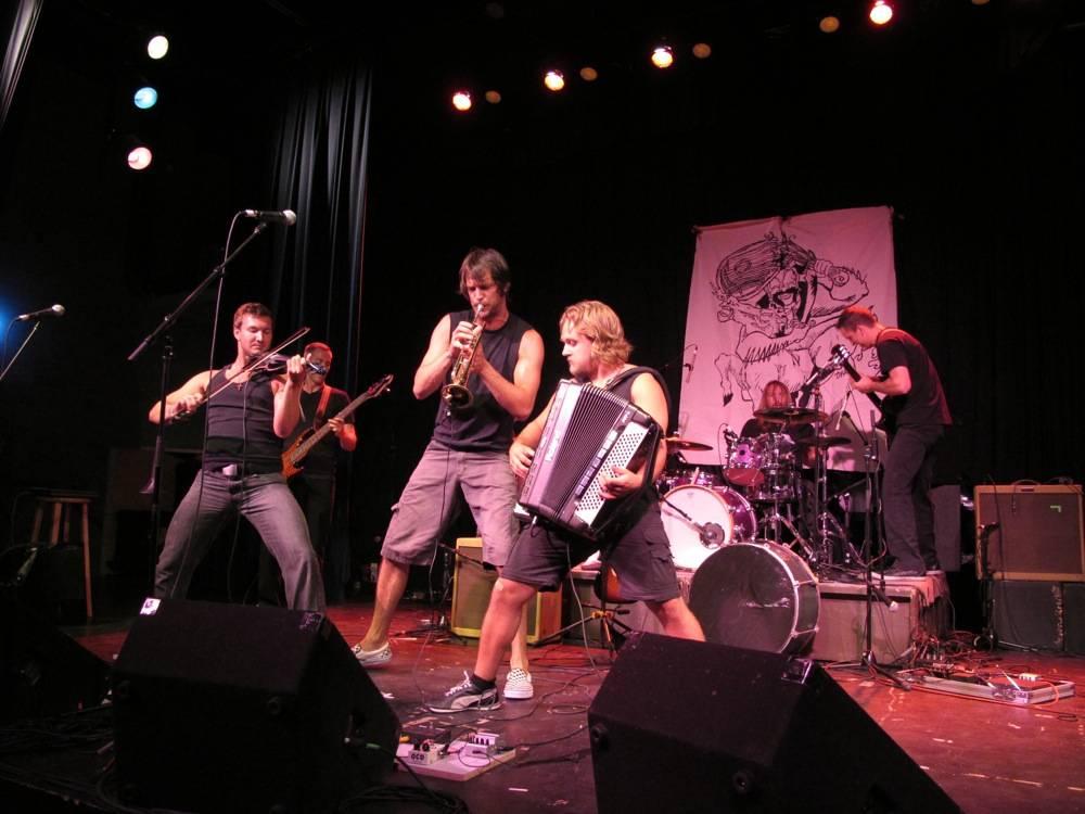 Zrada concert photo 2