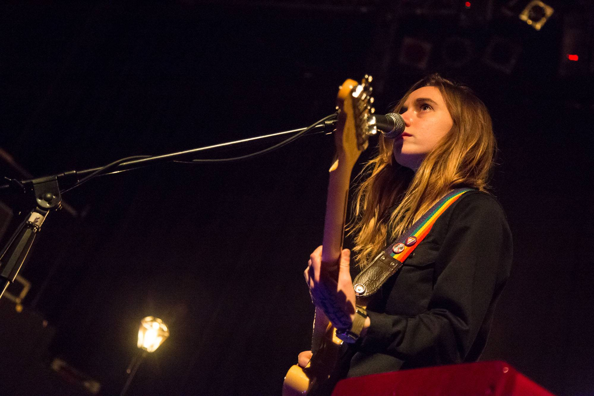 Julien Baker At The Rickshaw Theatre Vancouver Dec 9