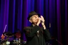Leonard Cohen at Rogers Arena, Vancouver, Dec 2 2010