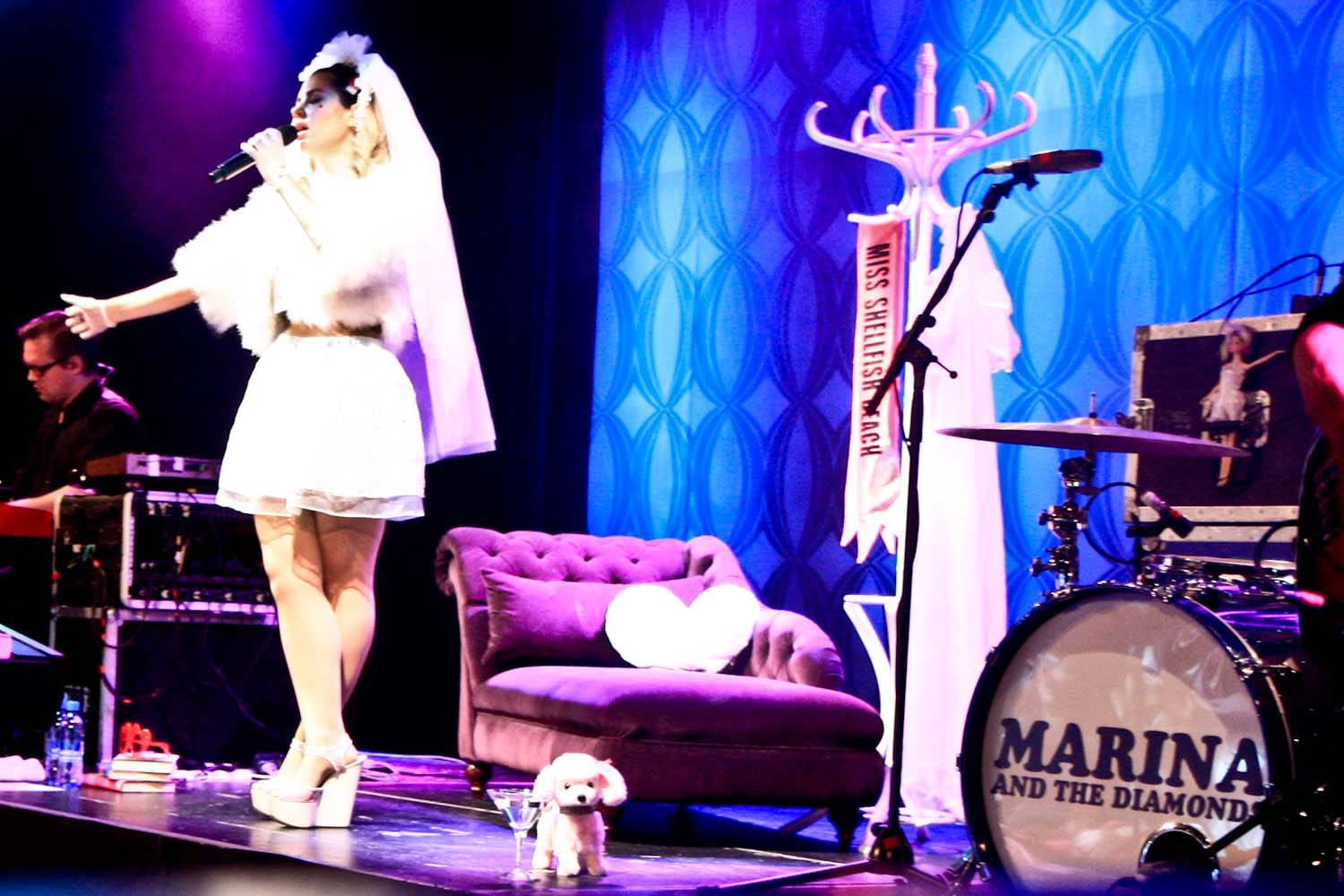 Marina And The Diamonds Tour Canada