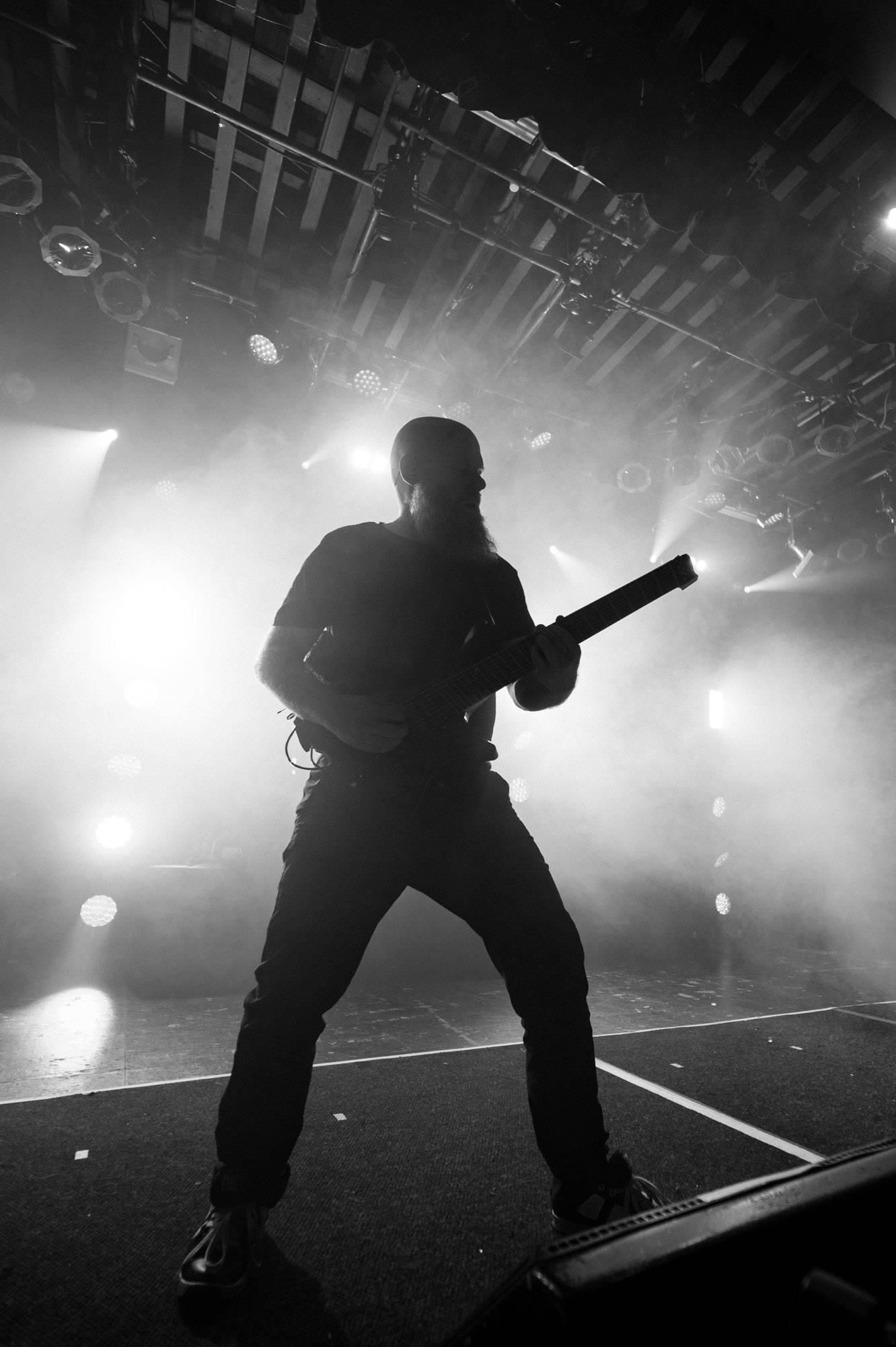 Meshuggah Touring Guitarist