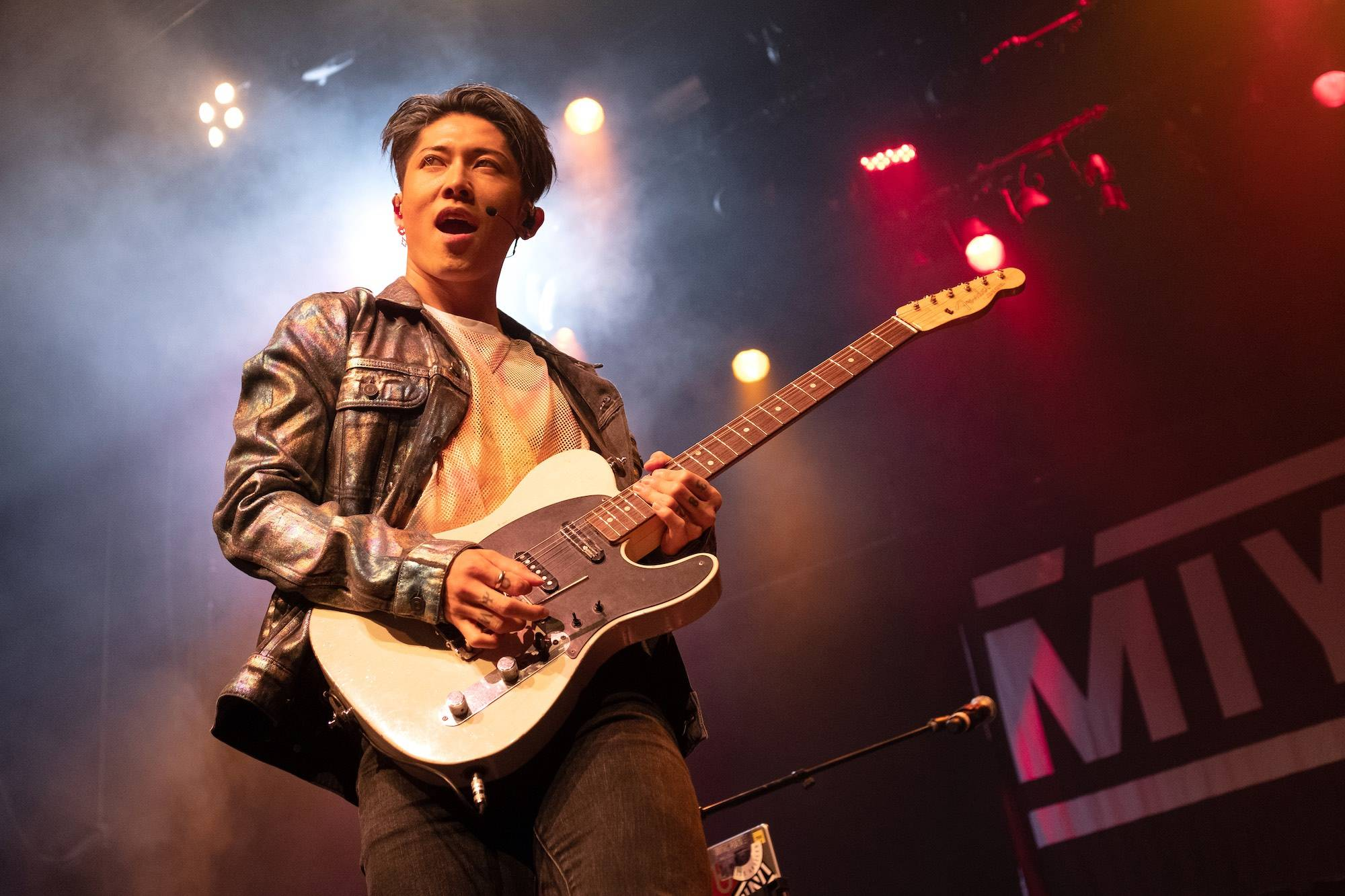Miyavi At The Vogue Theatre The Snipe News