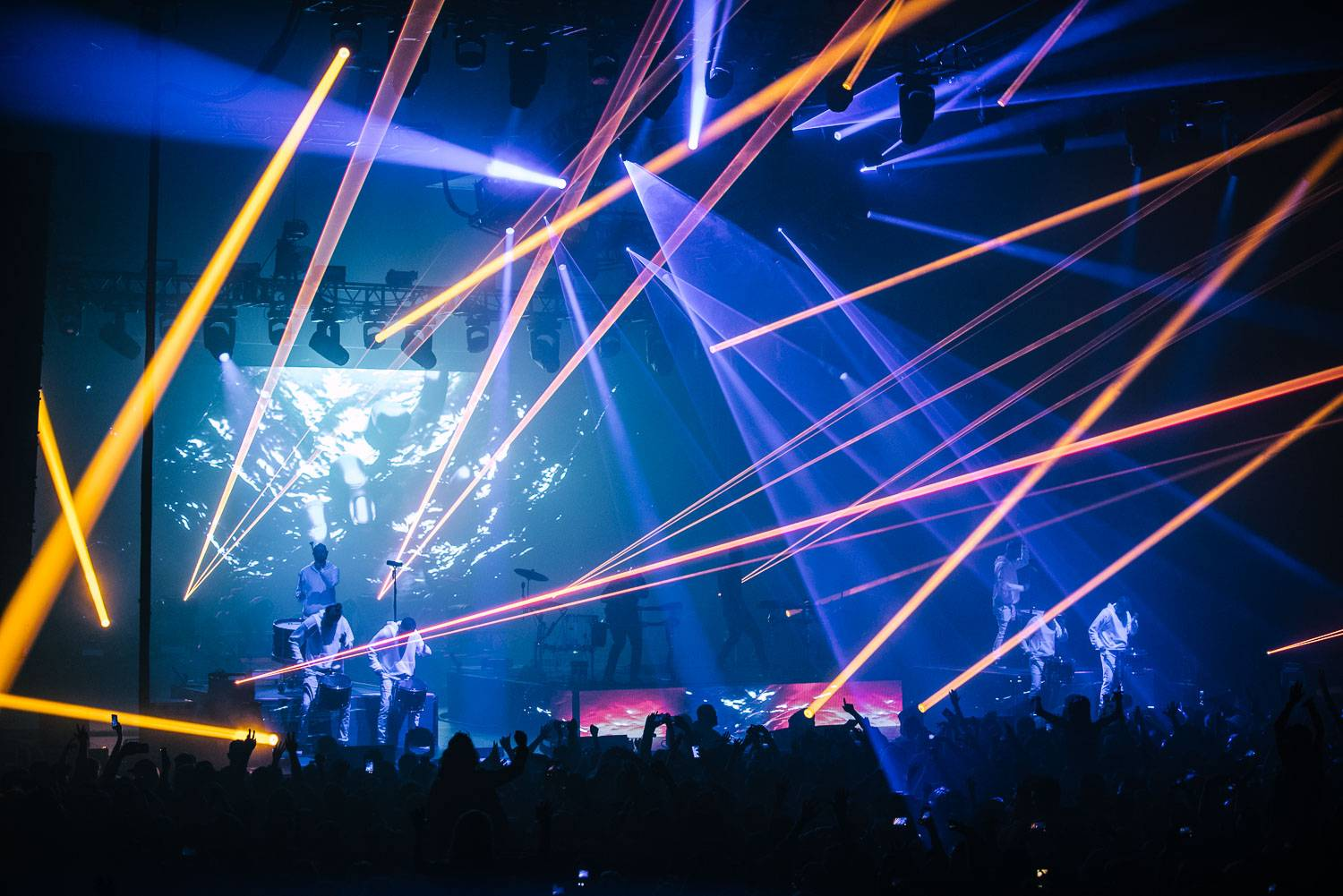 The Snipe NewsOdesza at the PNE Forum