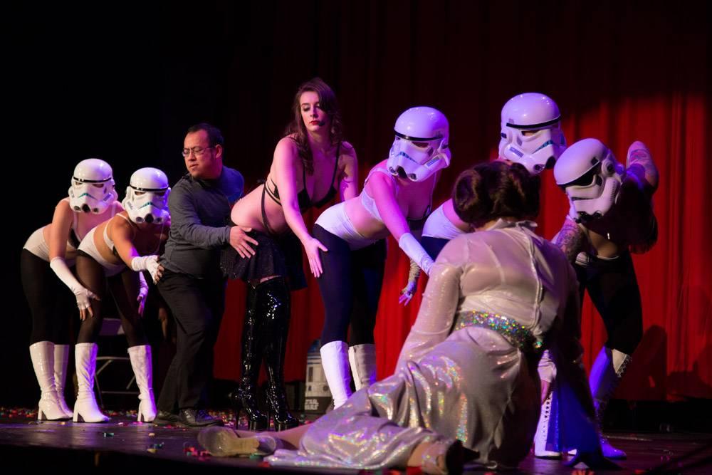 Star Wars Burlesque At The Rio Theatre Photos