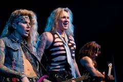 Steel Panther at the Commodore Ballroom, Vancouver, Dec 8 2009. Brandon Broderick photos
