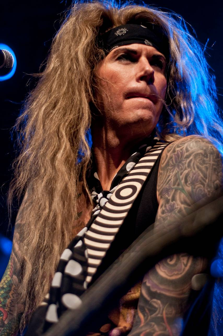 Travis Haley Steel Panther Gay