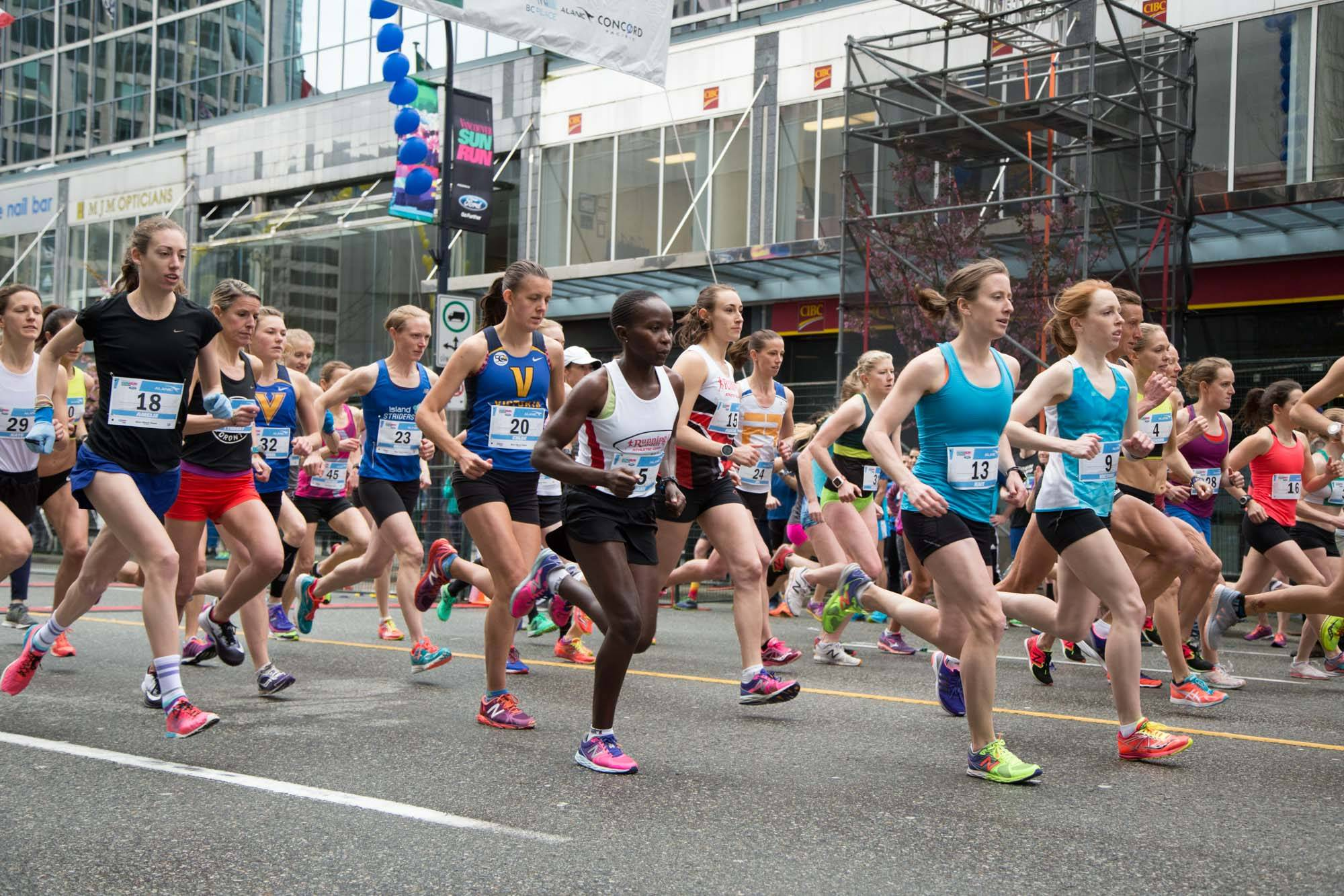Vancouver Sun Run 2017 - The Snipe News