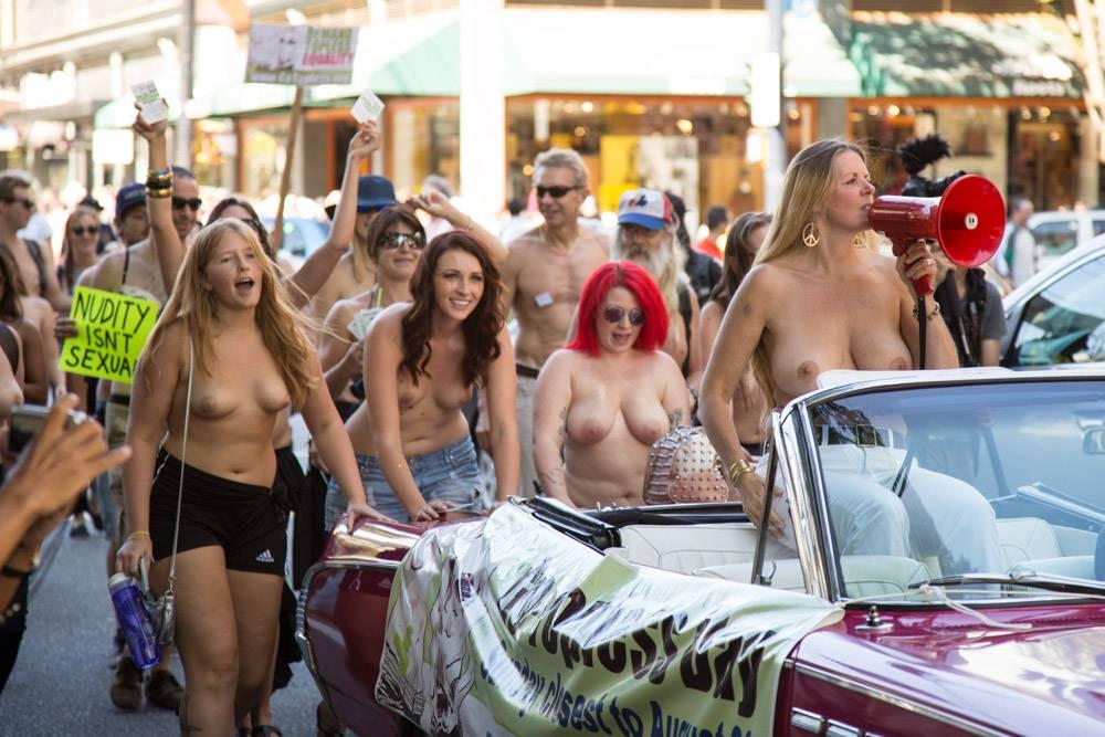 Cocksucker topless in toronto
