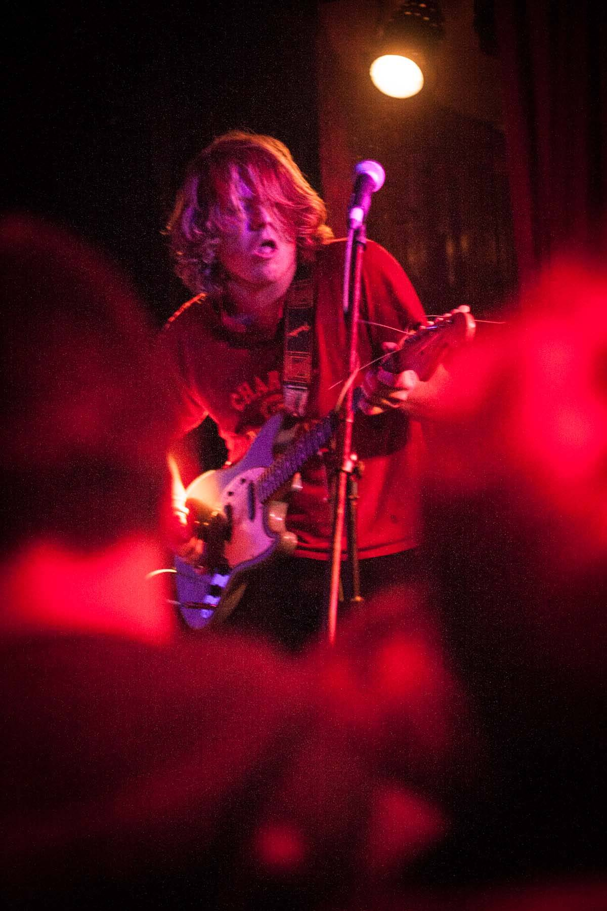 Ty Segall at the Waldorf, Vancouver
