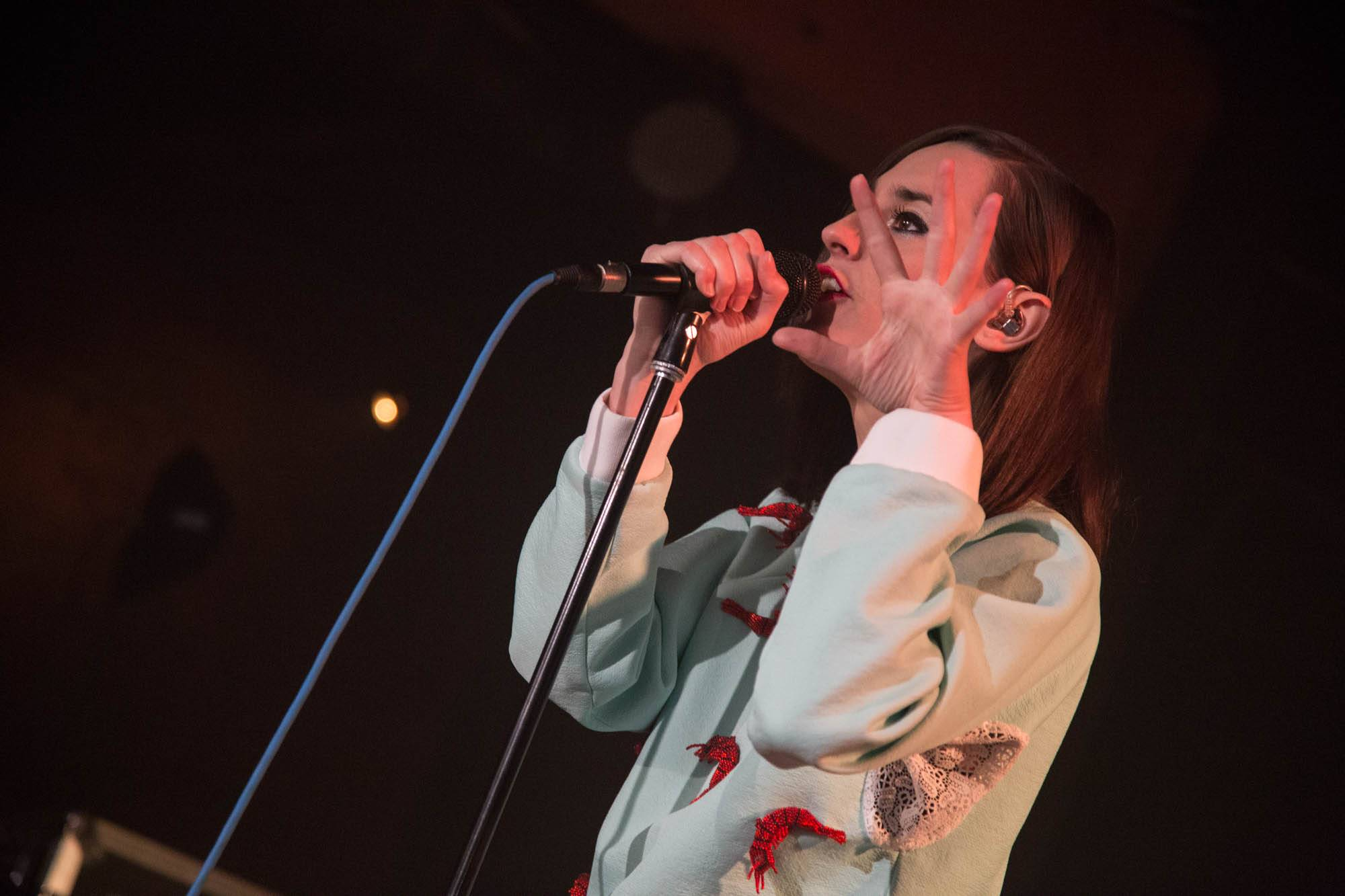 Yelle At Fortune Sound Club The Snipe News
